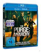 The Purge - Anarchy (BLU-RAY) für 7,99 Euro