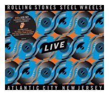 The Rolling Stones - Steel Wheels Live (Atlantic City 1989) Remastered (DVD + CD) für 27,99 Euro