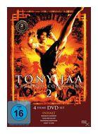 Tony Jaa Cox 2: Bangkok Warrior, Thailand Killer DVD-Box (DVD) für 9,99 Euro
