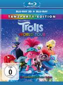 Trolls 2 - Trolls World Tour (BLU-RAY 3D/2D) für 13,99 Euro
