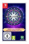 Wer wird Millionär? (Nintendo Switch) für 29,99 Euro