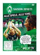 Werder Bremen - Saison 2010/11 (DVD) für 12,99 Euro