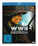 WW2 - Wir waren Soldaten - Vergessene Filme des Zweiten Weltkriegs (BLU-RAY) für 29,99 Euro