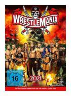 Wwe: Wrestlemania 37 (DVD) für 21,99 Euro