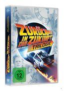 Zurück in die Zukunft - Trilogie DVD-Box (DVD) für 9,99 Euro