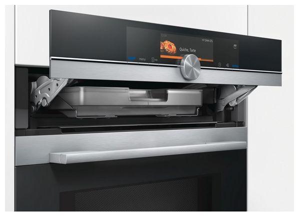 Siemens Backofen iQ700 Display