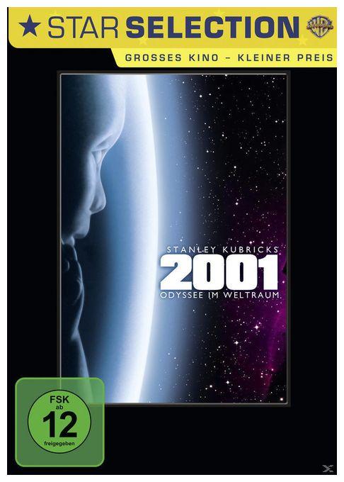 2001: Odyssee im Weltraum Star Selection (DVD)