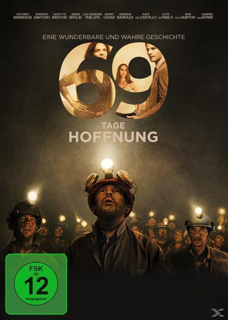 69 Tage Hoffnung (DVD)