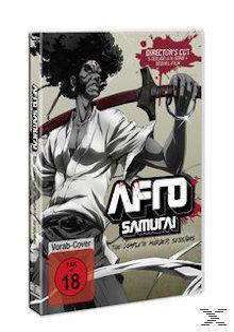 Afro Samurai 1 & 2 Director's Cut (DVD)