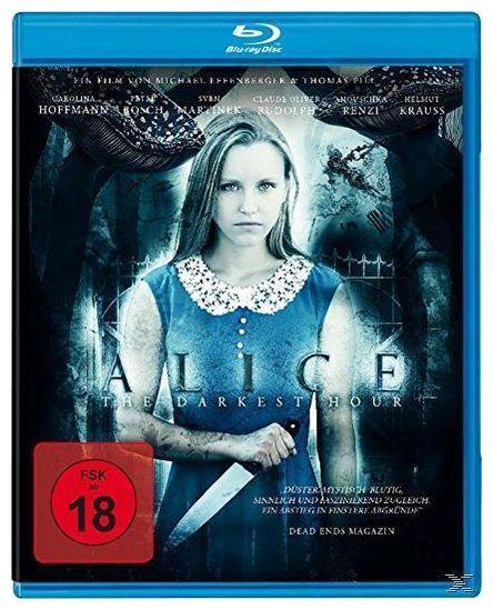 Alice - The Darkest Hour (BLU-RAY)