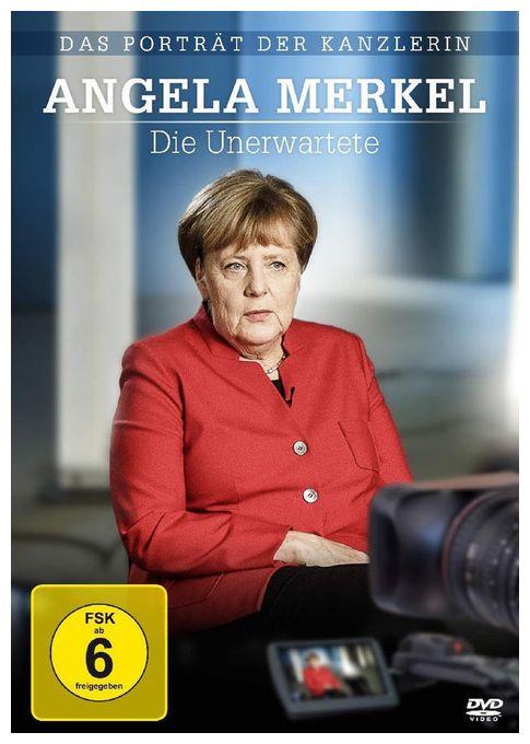 Angela Merkel: Die Unerwartete (DVD)