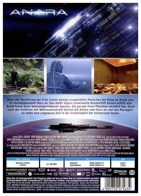 Aniara (DVD)