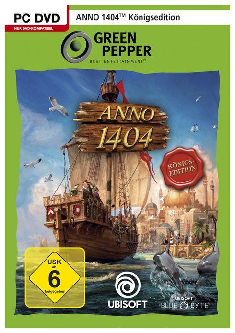 ANNO 1404 Königs‐Edition (PC)