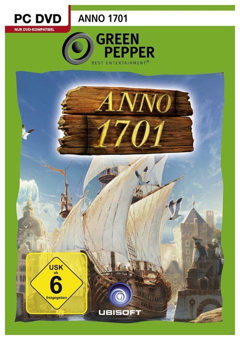 ANNO 1701 (Green Pepper) (PC)
