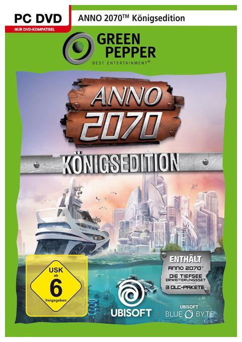ANNO 2070 Königsedition (PC)