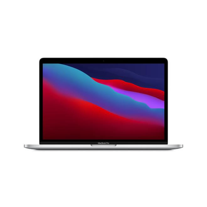 MacBook Pro Notebook 33,8 cm (13.3 Zoll) 8 GB Ram 512 GB SSD macOS Big Sur Apple M