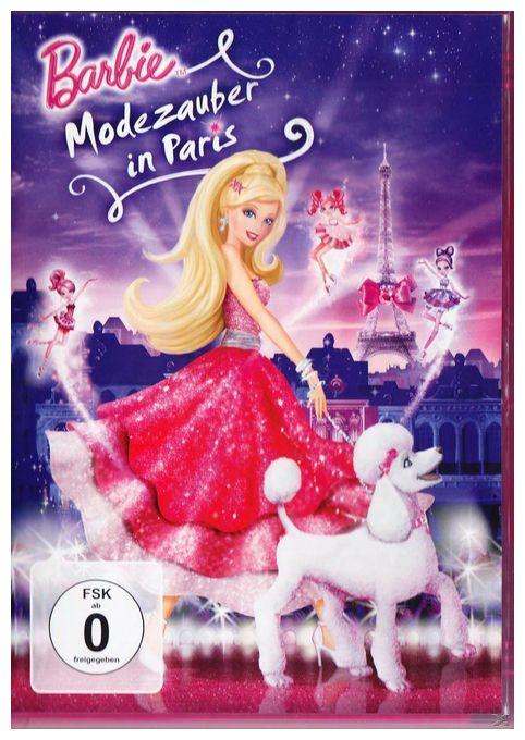 Barbie - Modezauber in Paris (DVD)