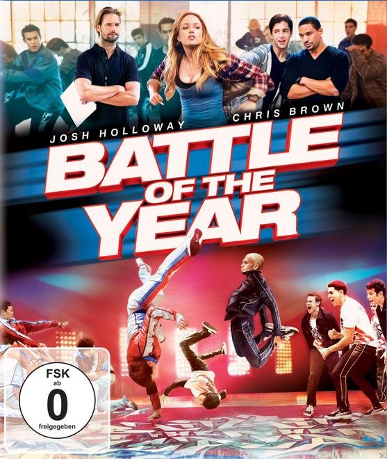 Battle of the Year (BLU-RAY)