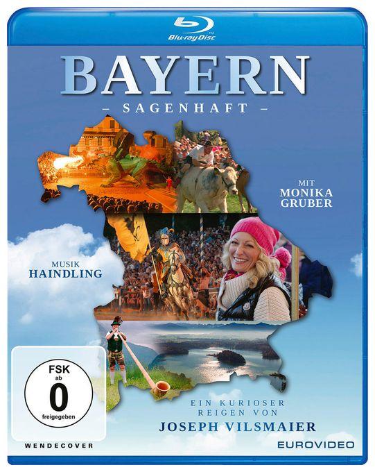 Bayern - Sagenhaft (BLU-RAY)