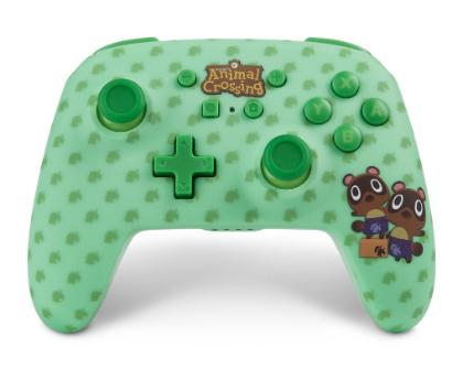 Enhanced Wireless Controller Animal Crossing - Timmy & Tommy Nook Gamepad Nintendo Switch Kabellos