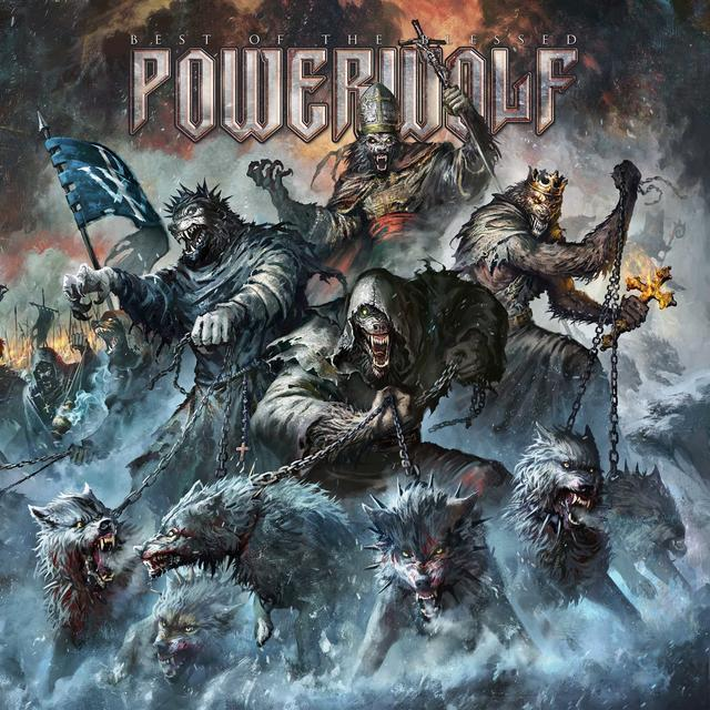 BEST OF THE BLESSED (Powerwolf)