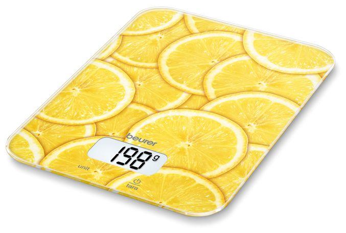 KS19 Lemon Elektronische Küchenwaage bis 5 kg Genauigkeit 1 g