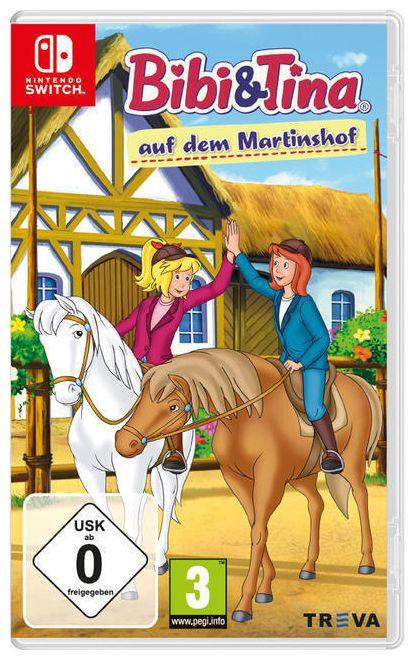 Bibi & Tina: Auf dem Martinshof (Nintendo Switch)