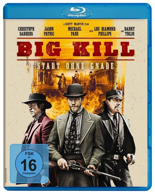 Big Kill-Stadt ohne Gnade (BLU-RAY)