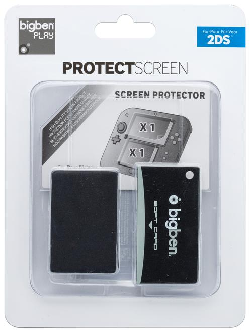 BB321135 Nintendo 2DS Screen Protection Kit Transparent