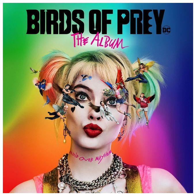 BIRDS OF PREY (VARIOUS)