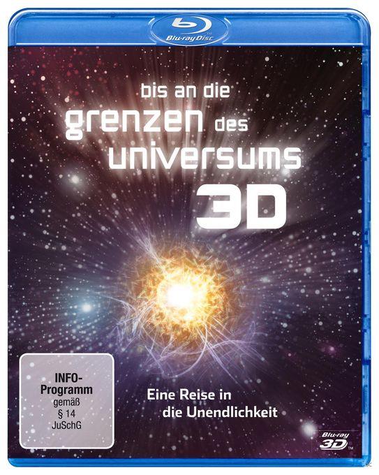 Bis an die Grenzen des Universums (Bluray 3D)
