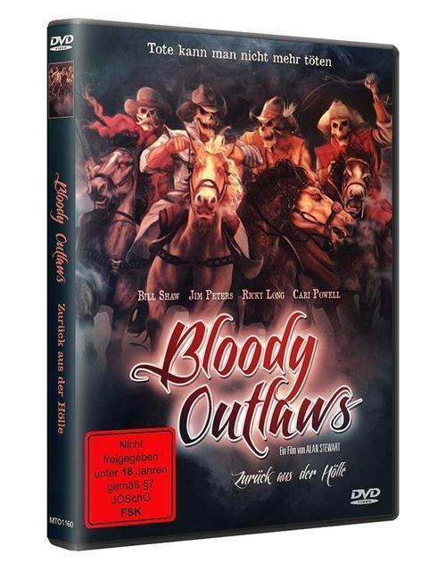 Bloody Outlaws (DVD)