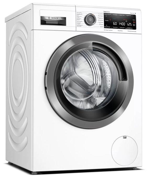 Serie 8 WAV28M73EX 9 kg Waschmaschine 1400 U/min EEK: A Frontlader aquaStop