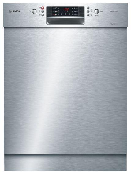 SMU46TS02E Unterbau-Geschirrspüler 60cm A+++ 14 Maßgedecke 42dB PerfectDry