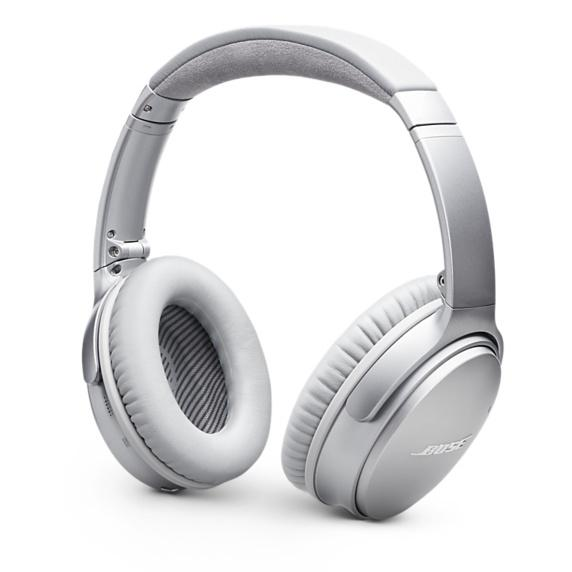 QuietComfort 35 II Over Ear Bluetooth Kopfhörer kabelgebunden&kabellos