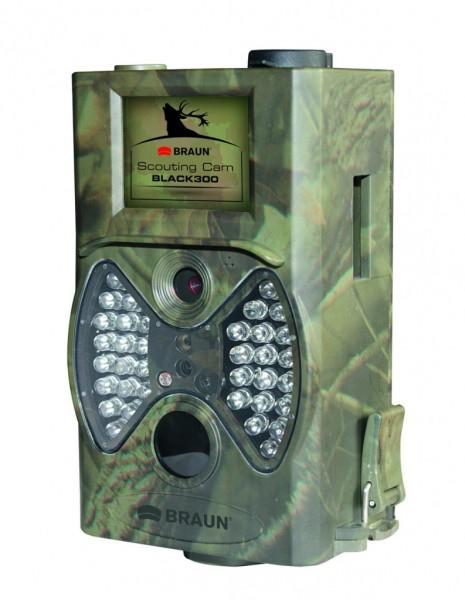 Black300 Scouting Cam Wildfalle 5MP IP54 Outdoor