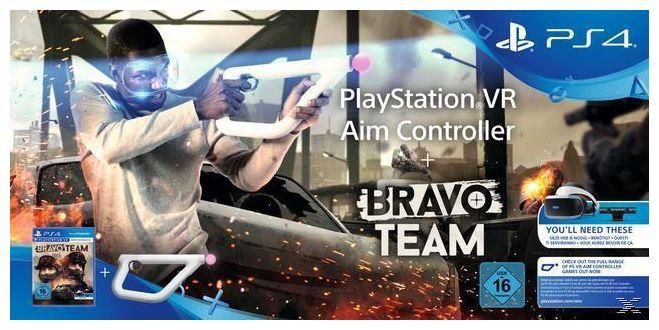 Bravo Team + PS VR Ziel-Controller (PlayStation 4)