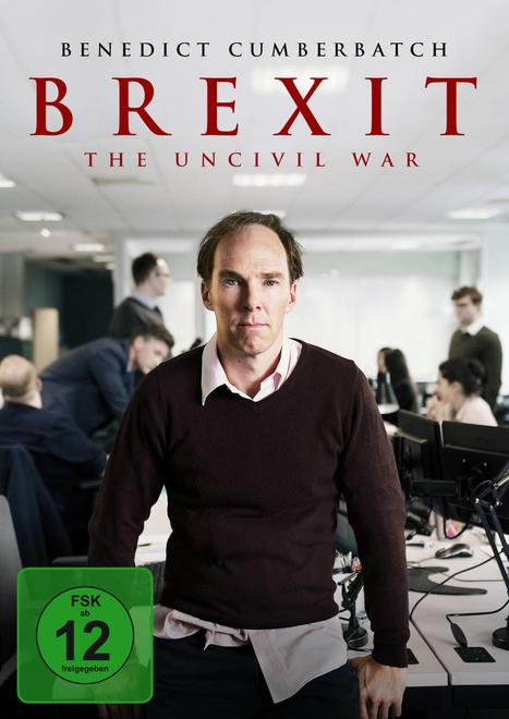 Brexit - The Uncivil War (DVD)