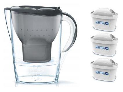 076832 fill&enjoy Marella Wasserfilter 2,4/1,4l inkl. 3 MAXTRA+