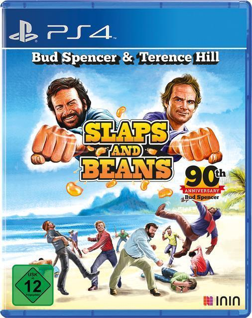 Bud Spencer & Terence Hill: Slaps and Beans - Anniversary Edition (PlayStation 4)
