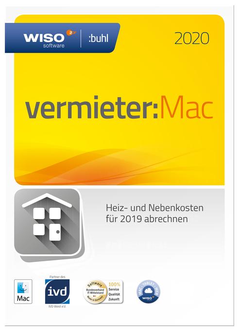 WISO vermieter:Mac