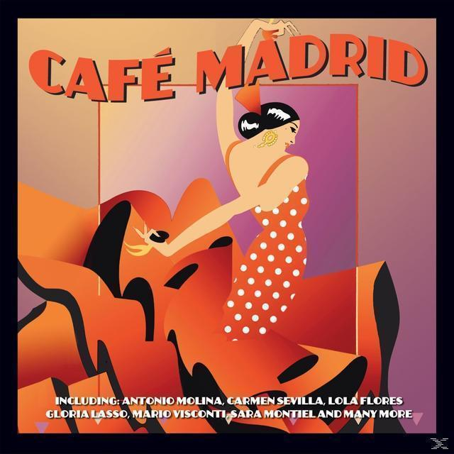 Cafe Madrid (VARIOUS)