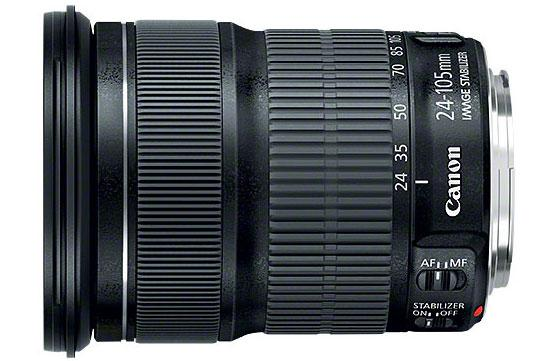 EF 24-105mm f/3.5-5.6 IS STM Standard-Zoomobjektiv