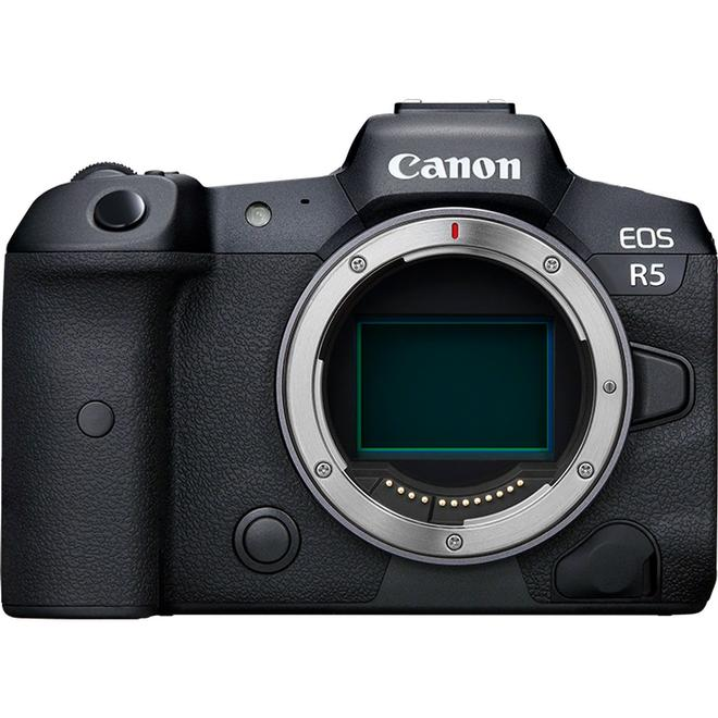 EOS R5 47,1 MP MILC Body