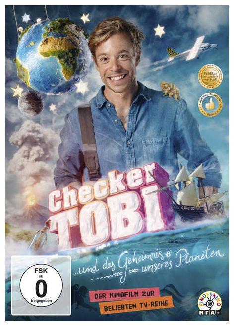 Checker Tobi und das Geheimnis unseres Planeten (DVD)