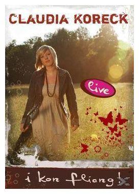Claudia Koreck - I kon fliang (DVD)