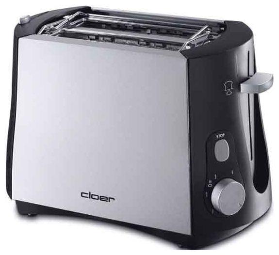 3410 Toaster 825 W 2 Scheibe(n)