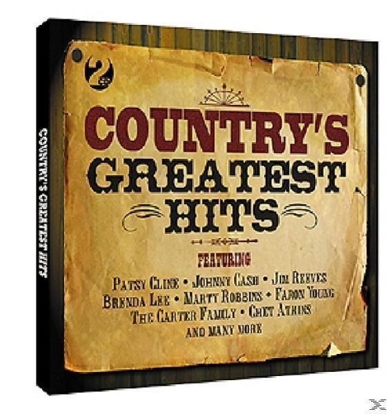 Country's Greatest Hits (VARIOUS)