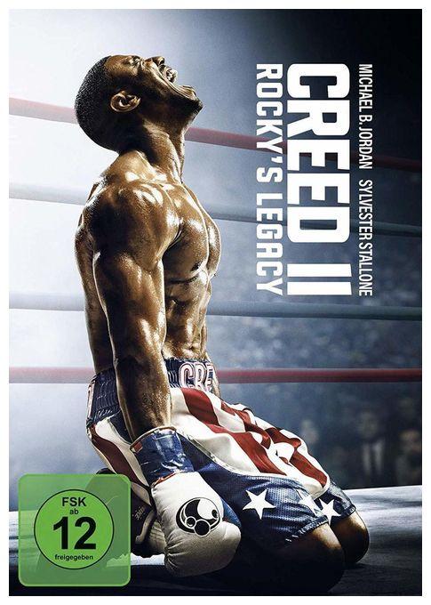 Creed II: Rocky's Legacy (DVD)
