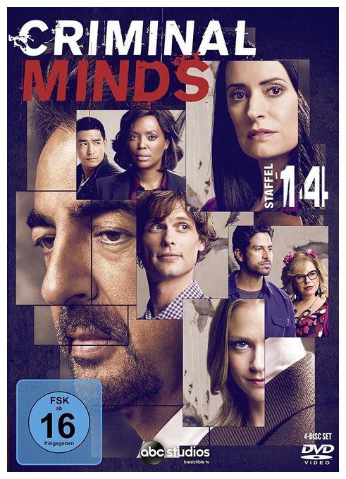 Criminal Minds - Staffel 14 DVD-Box (DVD)